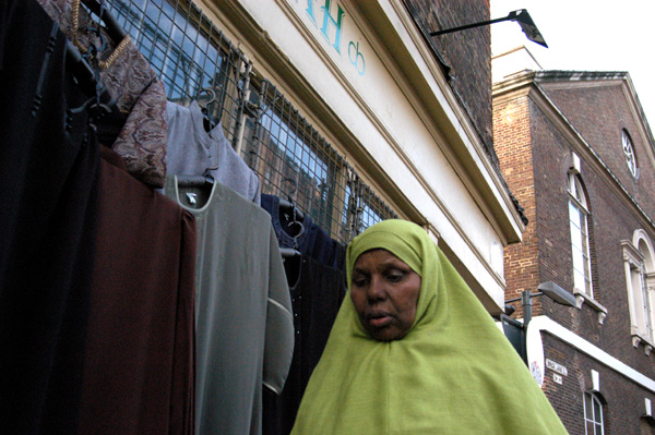 Brick Lane Market 2002
