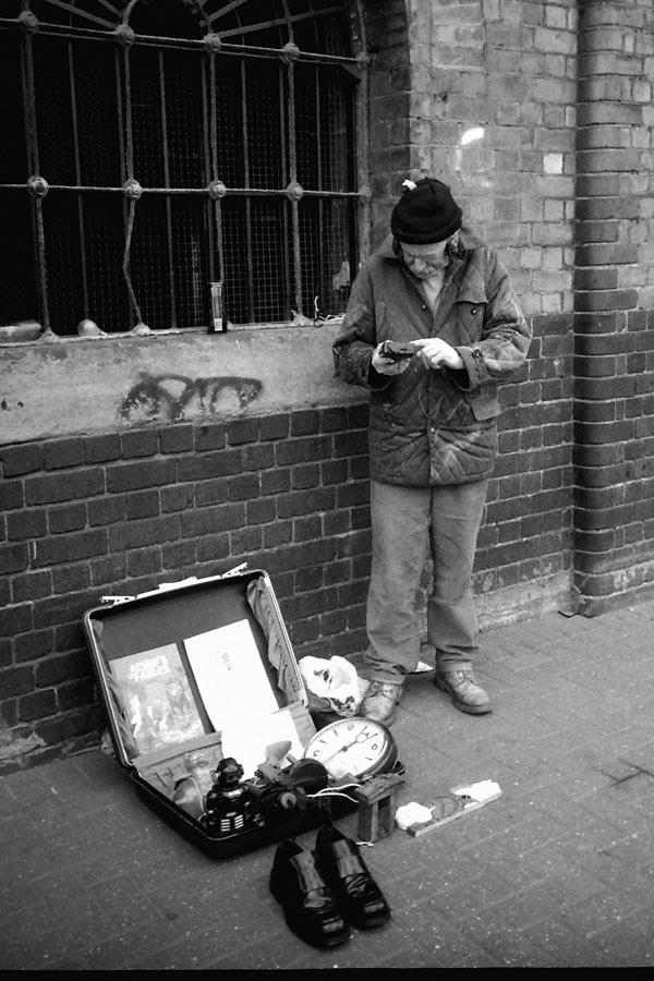 Brick Lane Market (Bishopsgate Goods Yard) 2000
