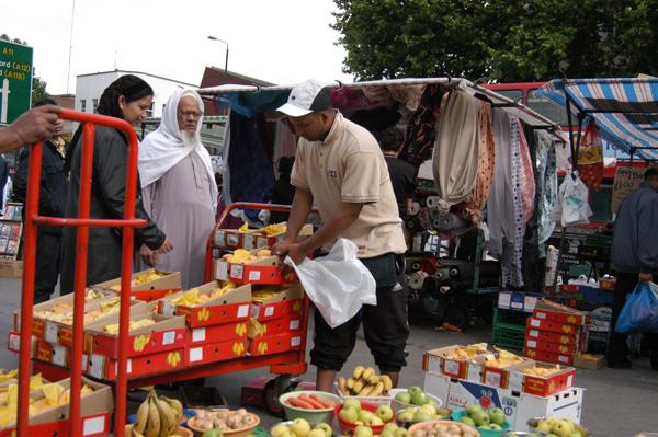 Whitechapel Market 2008