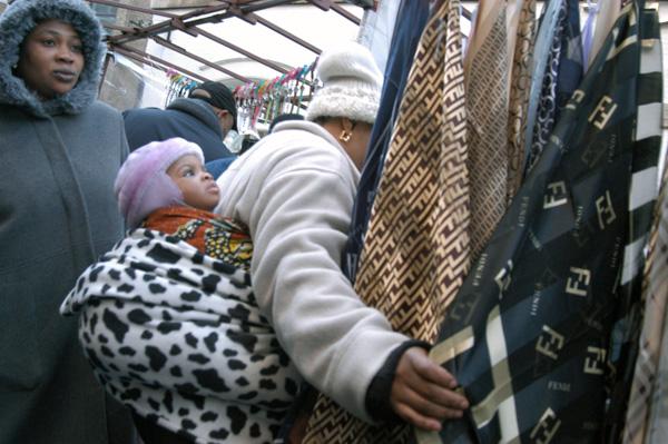 Petticoat Lane Market 2005
