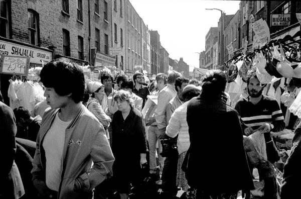 Brick Lane Market c.1992