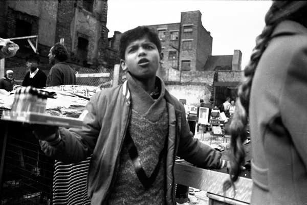 Brick Lane Market c.1985