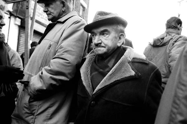 Brick Lane Market c.1986