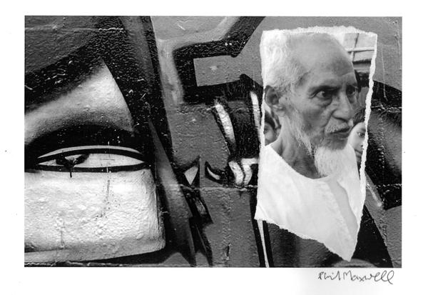 'Eyes'  Photomontage 2014