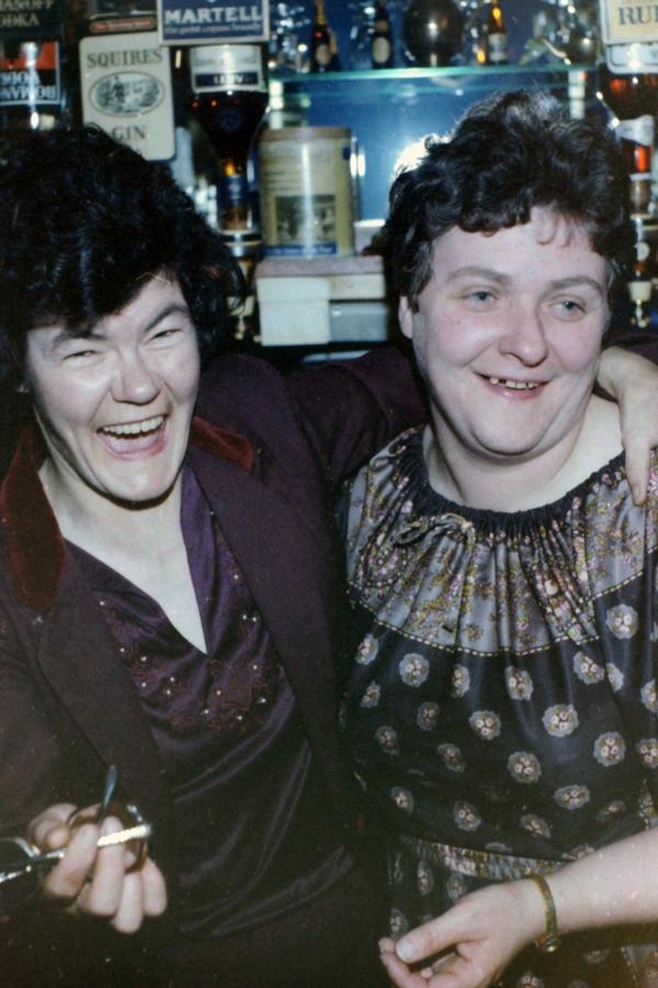 George pub, Liverpool c.1979