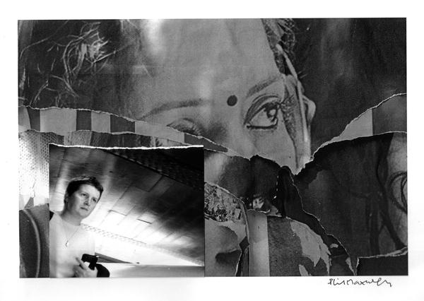'Journey' Photomontage 2014