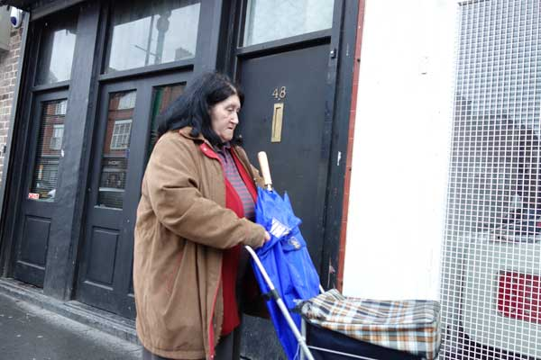 Berry Street, Liverpool 2014