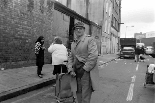 Bacon Street c.1984