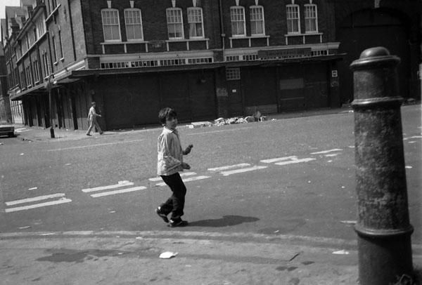 Spitalfields Market c.1986