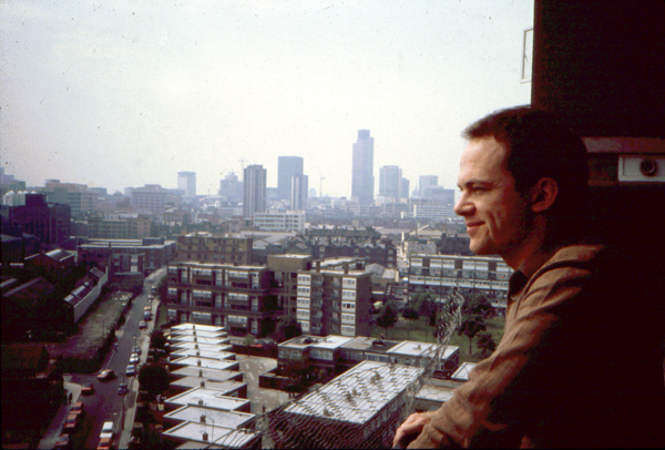 Phil Maxwell looking south c.1983