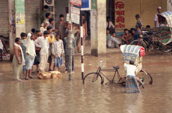 Dhaka Bangladsh c.1992