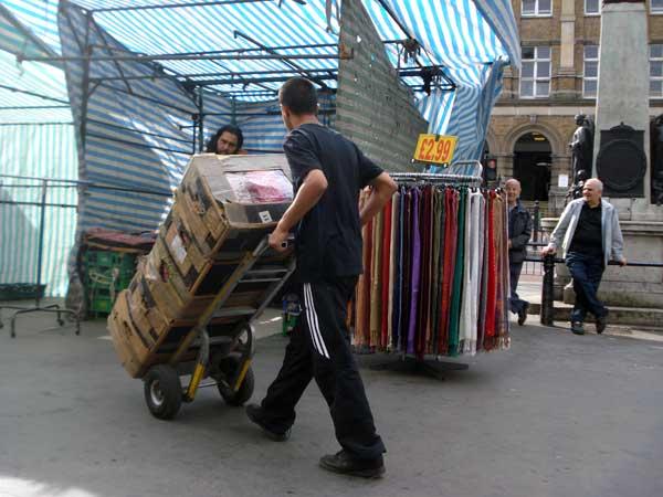 Whitechapel Market 2007