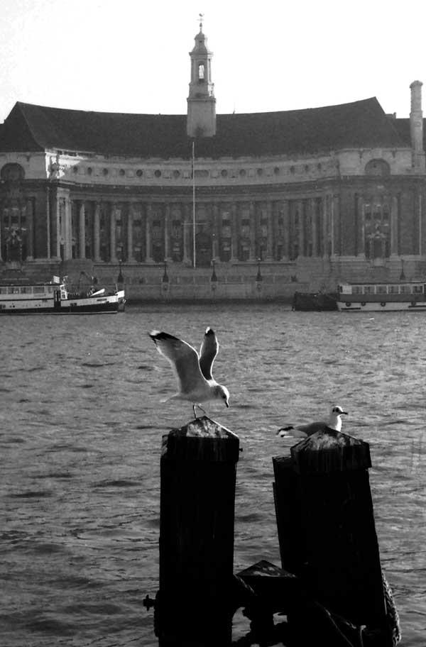 River Thames c.1990
