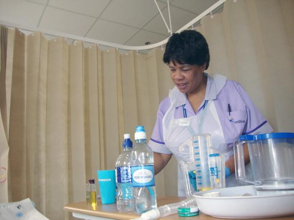 Barts Hospital 2010