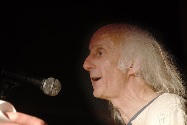 Steve Watts, poet 2009