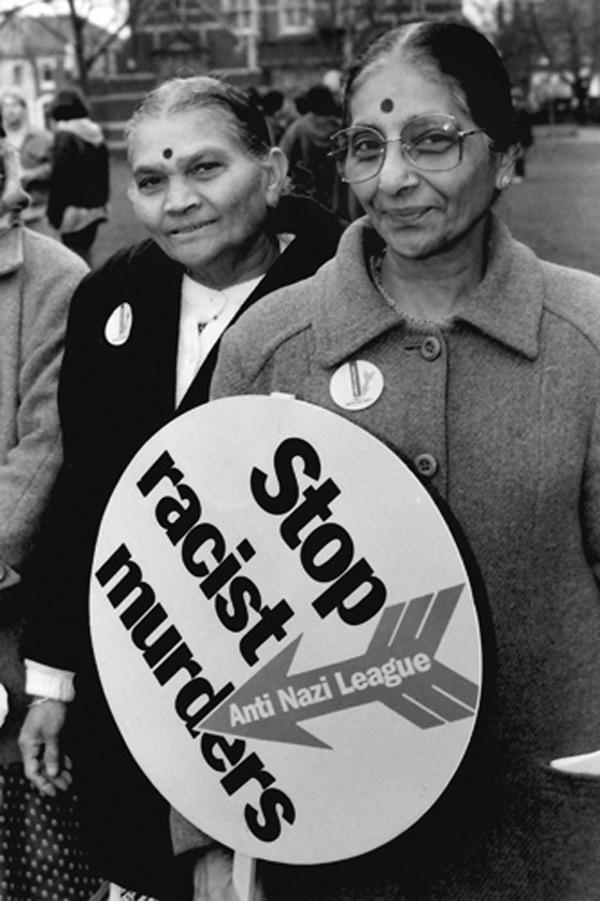 Demonstration, Newham c.1985