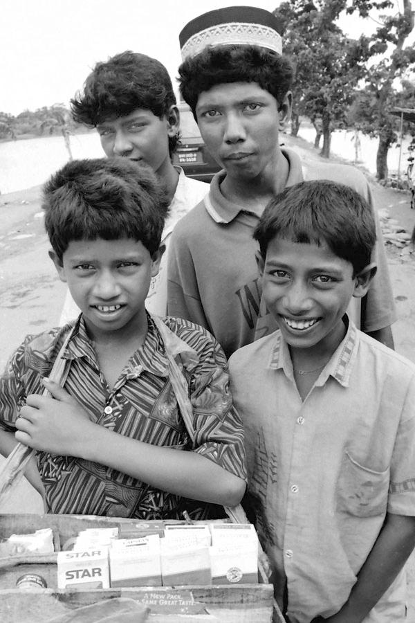 Sylhet, Bangladesh c.1989