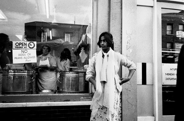 Bethnal Green Road 1987