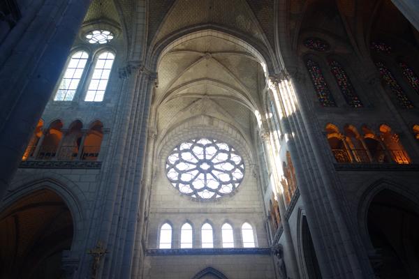 Nantes Cathedral 2014