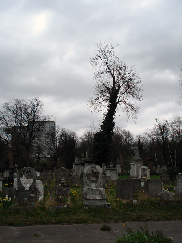 East End Cemetry 2006