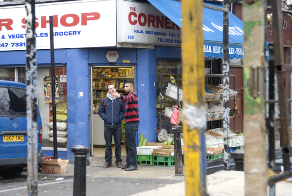 Whitechapel Road 2009