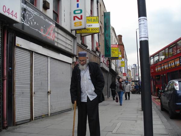 Whitechapel High Road 2009