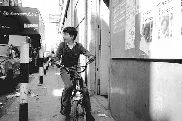 Hanbury Street c.1988