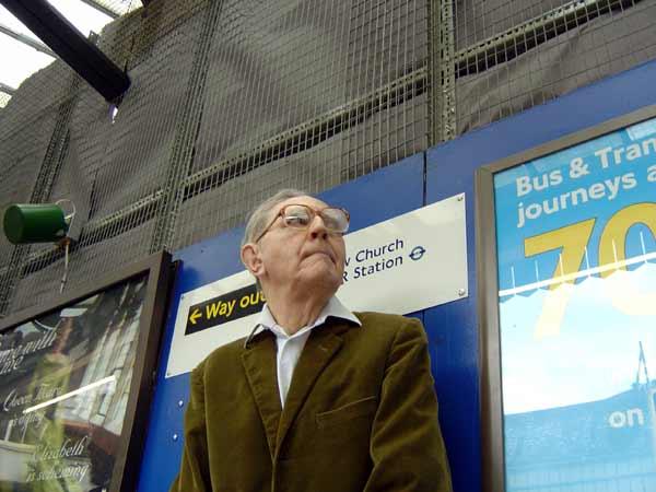 Whitechapel Station 2007
