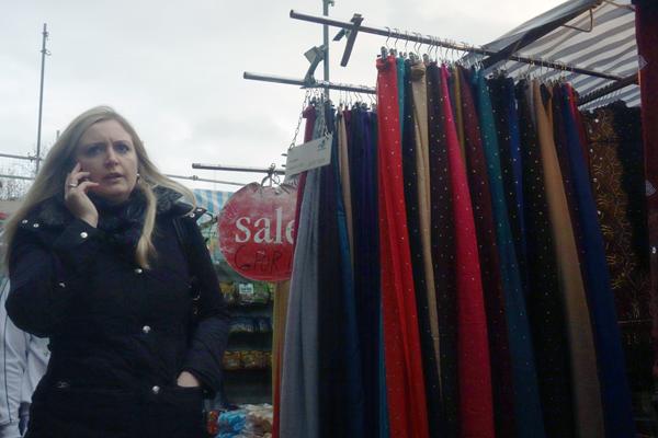 Whitechapel Market 2012