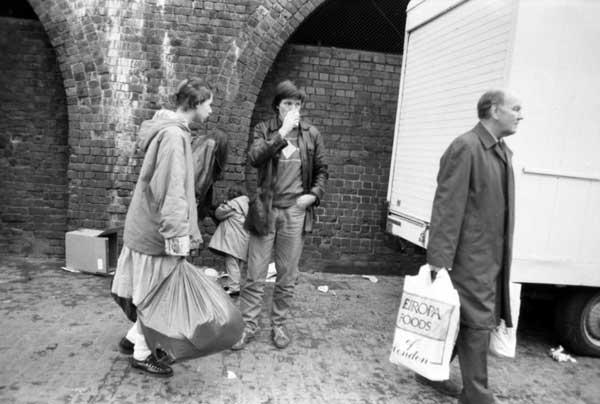 Grimsby Street c.1987