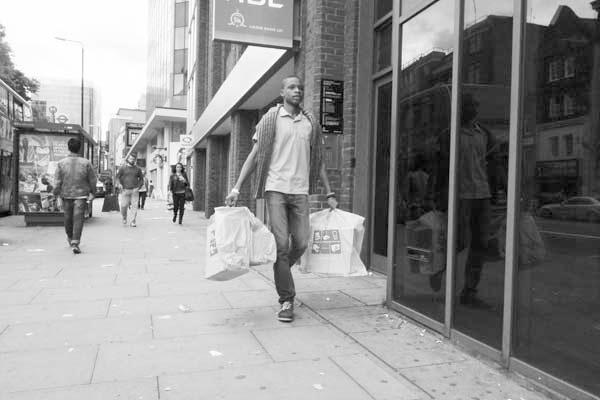Whitechapel High Street 2014