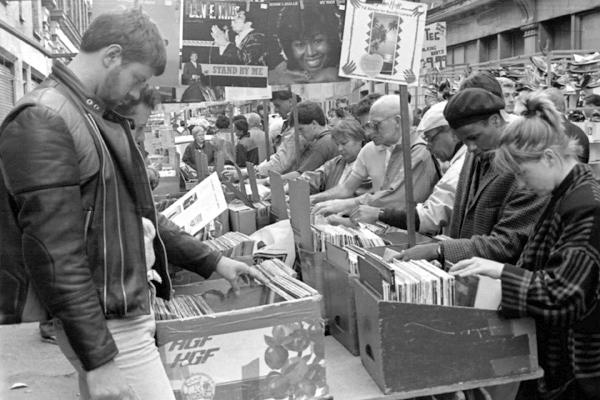 Cheshire Street 1985