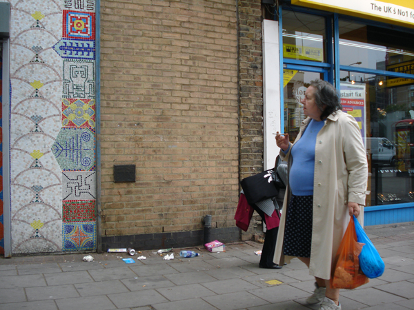 Whitechapel High Street 2015