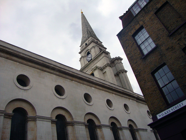 Christ Church Spitalfields 2010