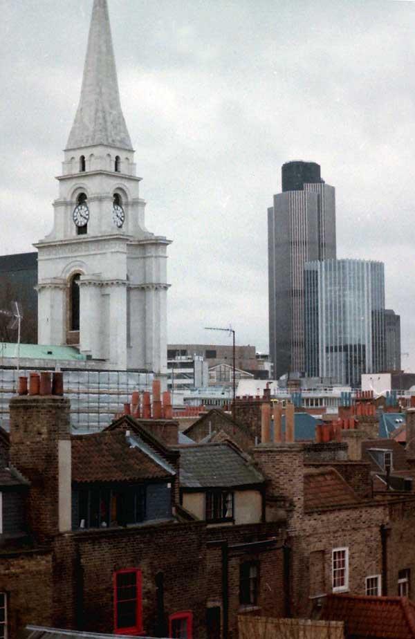 Christ Church Spitalfields 1995