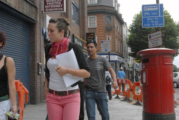 Whitechapel High Street 2004