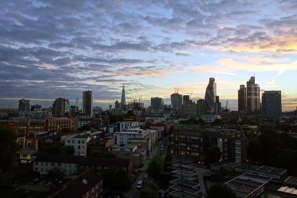 Skyline London 2014