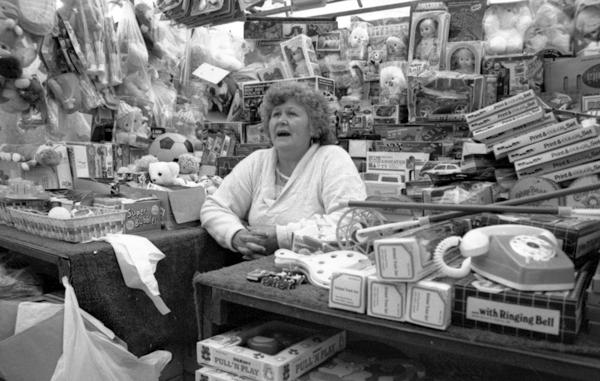 Whitechapel Market c.1989