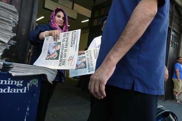Newspaper Trader 2015