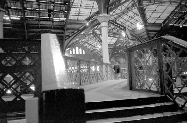 Liverpool Street Station c.1985