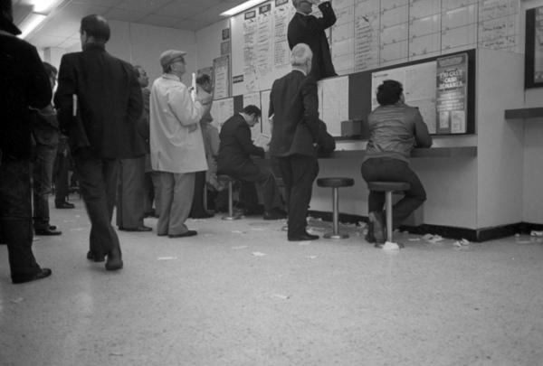 Betting Shop, Whitechapel c.1983