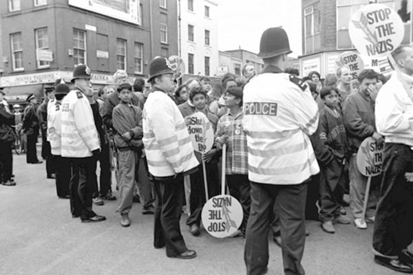Brick Lane / Bethnal Green Road 1993