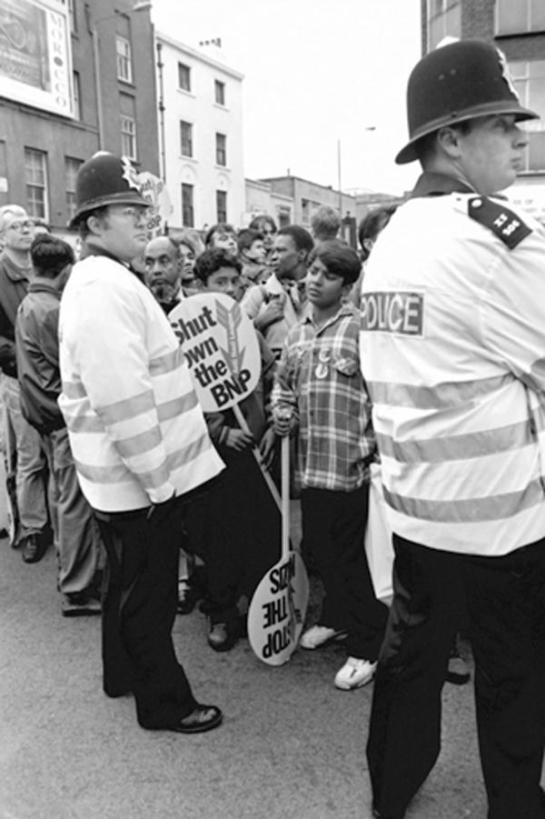 Brick Lane / Bethnal Green Road 1983