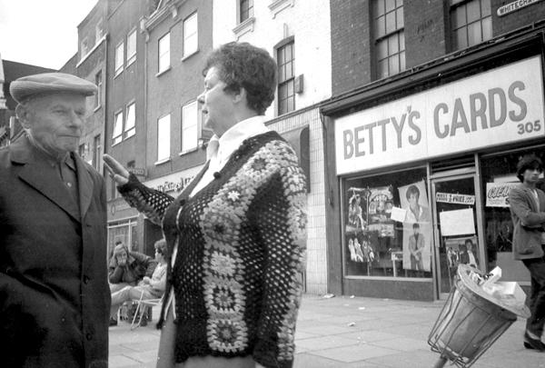 Whitechapel Market c.1982