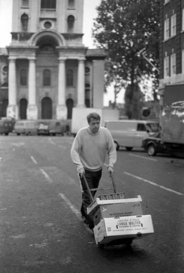 Spitalfields Market c.1989