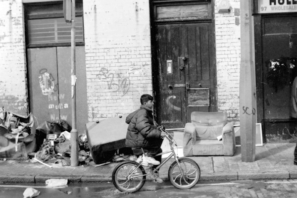 Sclater Street c.1989
