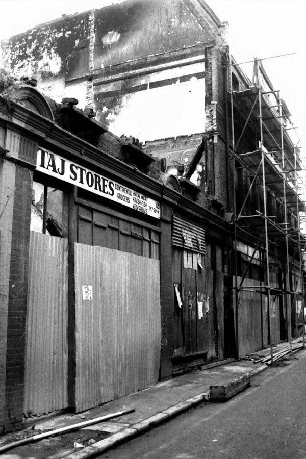 Brick Lane c.1983