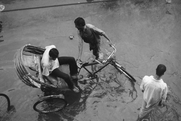 Rickshaw, Bangladesh 1994