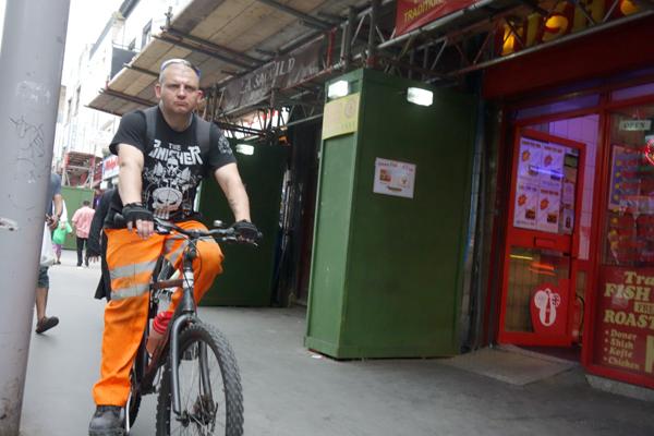 Whitechapel Market 2013