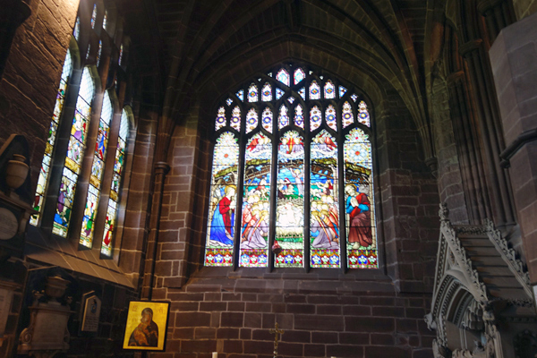 Chester Cathedral 2015